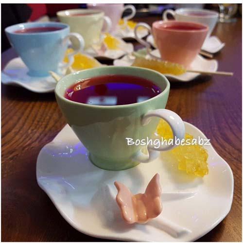 چای ترش، چای قرمز