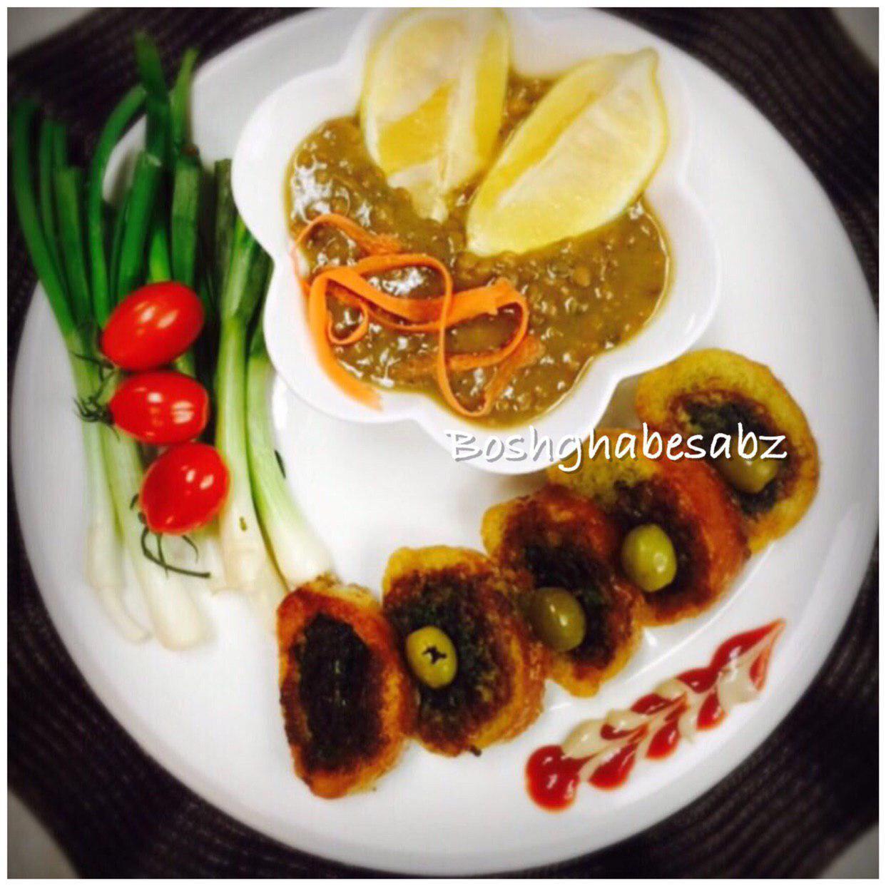 کوکو-سبزی-وگن-گیاهی