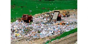 zero waste - محل دفن زباله ها