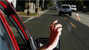 Cigarette butts pollution - آلایندگی ته سیگار ها