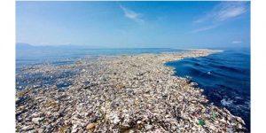 لکه پسماند اقیانوس آرام - پسماند صفر