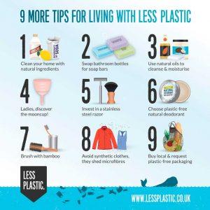 9 راهکار دیگر برای زندگی با پسماند کمتر