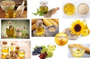 بارداری و نیاز به اسید چرب امگا 6 از منابع گیاهی